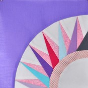 How to do paper piecing - a beginners tutorial