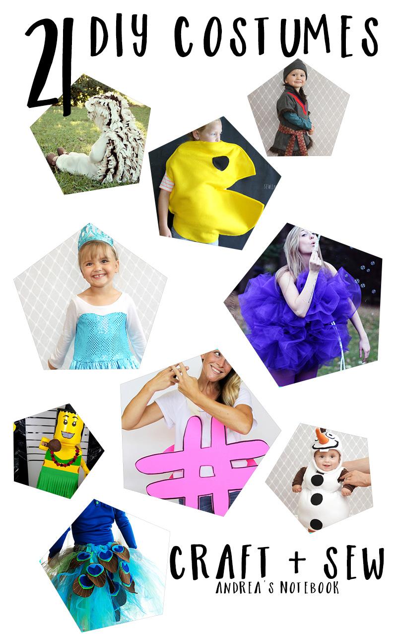 21 DIY costume tutorials