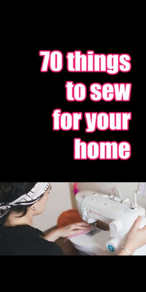 70 things to sew for your home black white sewing machine headband