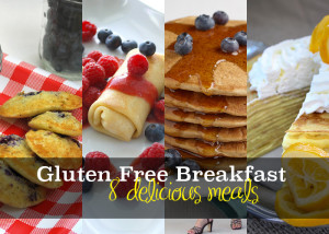 DELICIOUS! 8 gluten free breakfasts you'll love!