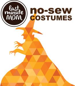 Last minute NO SEW costumes!