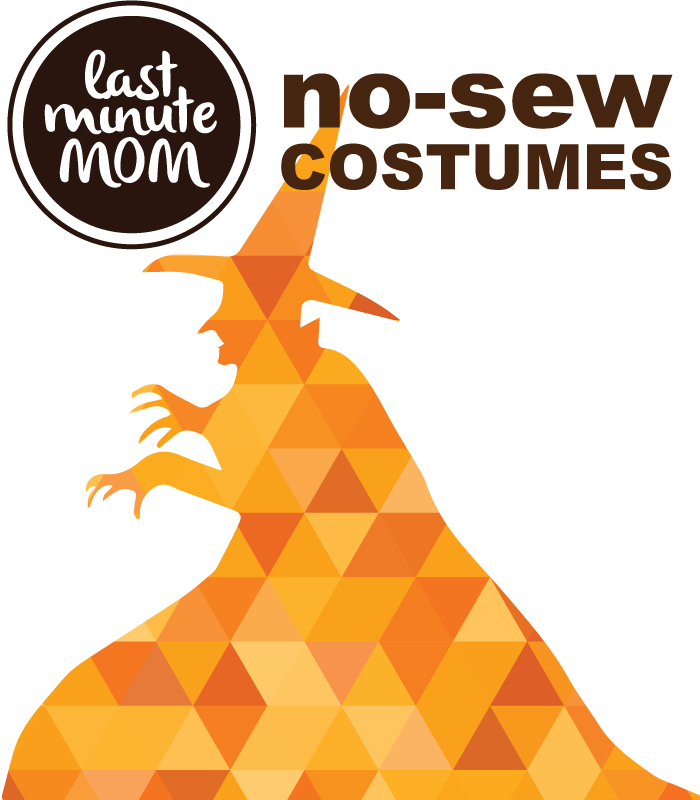 Last minute NO SEW costumes!