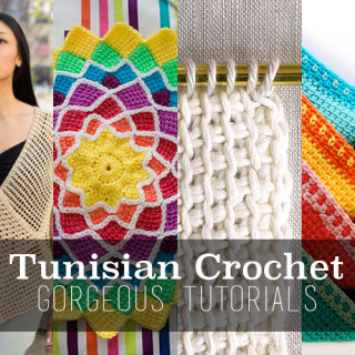 Tunisian Crochet Projects