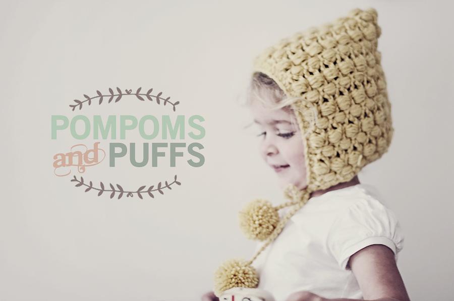 Adorable crochet hat pattern!