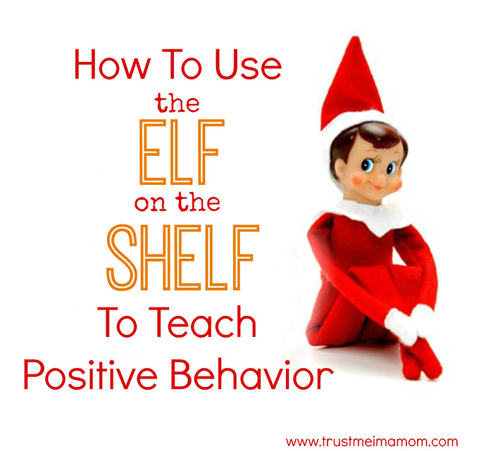 A new way to use Elf on the Shelf