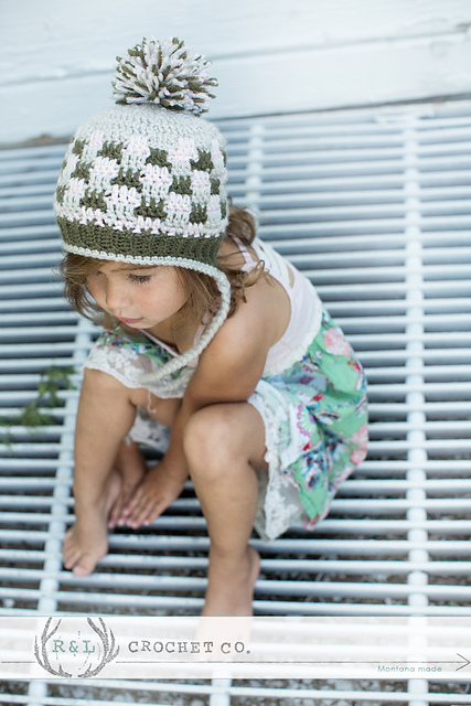 So many awesome crochet hat patterns!