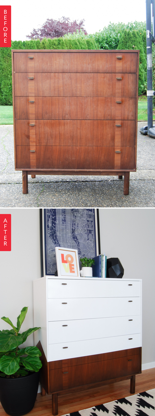 Amazing before and after DIY transformations!