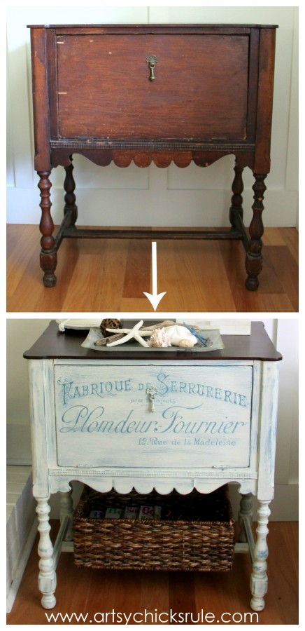 Fantastic DIY before and after transformations!