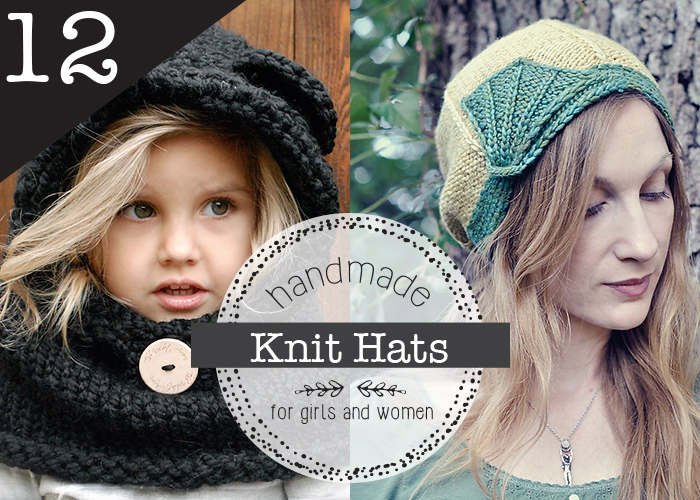 12 gorgeous knit hat patterns