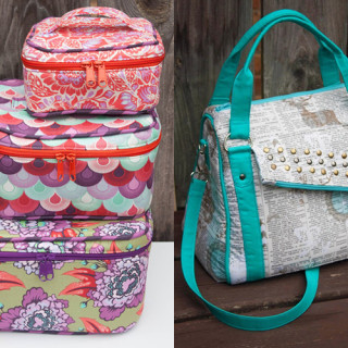 Great Bags to Sew as Gifts