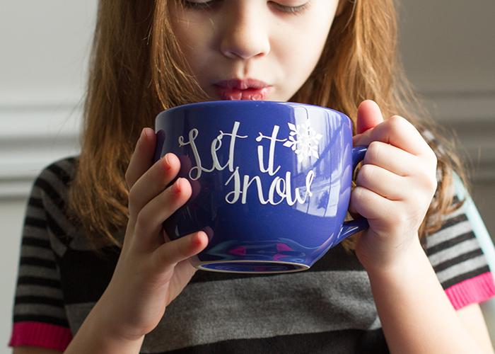 DIY Christmas mug ideas