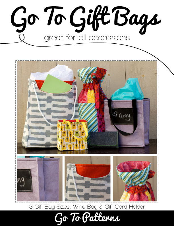Go To Gift Bags pattern