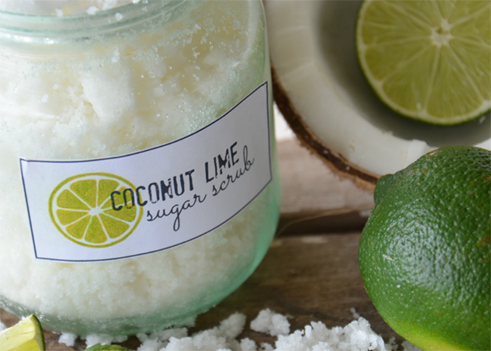 DIY sugar scrub recipes