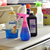 Tidy Mom recipe for stain remover