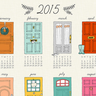 2015 Calendars You'll Love