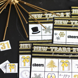 FREE New Years Eve Game Printables