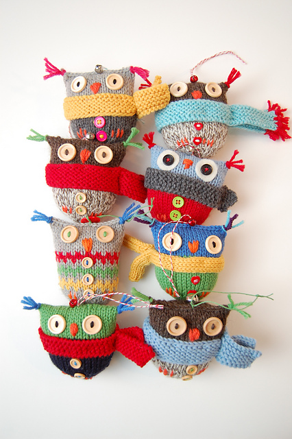 ADORABLE owl pattern!