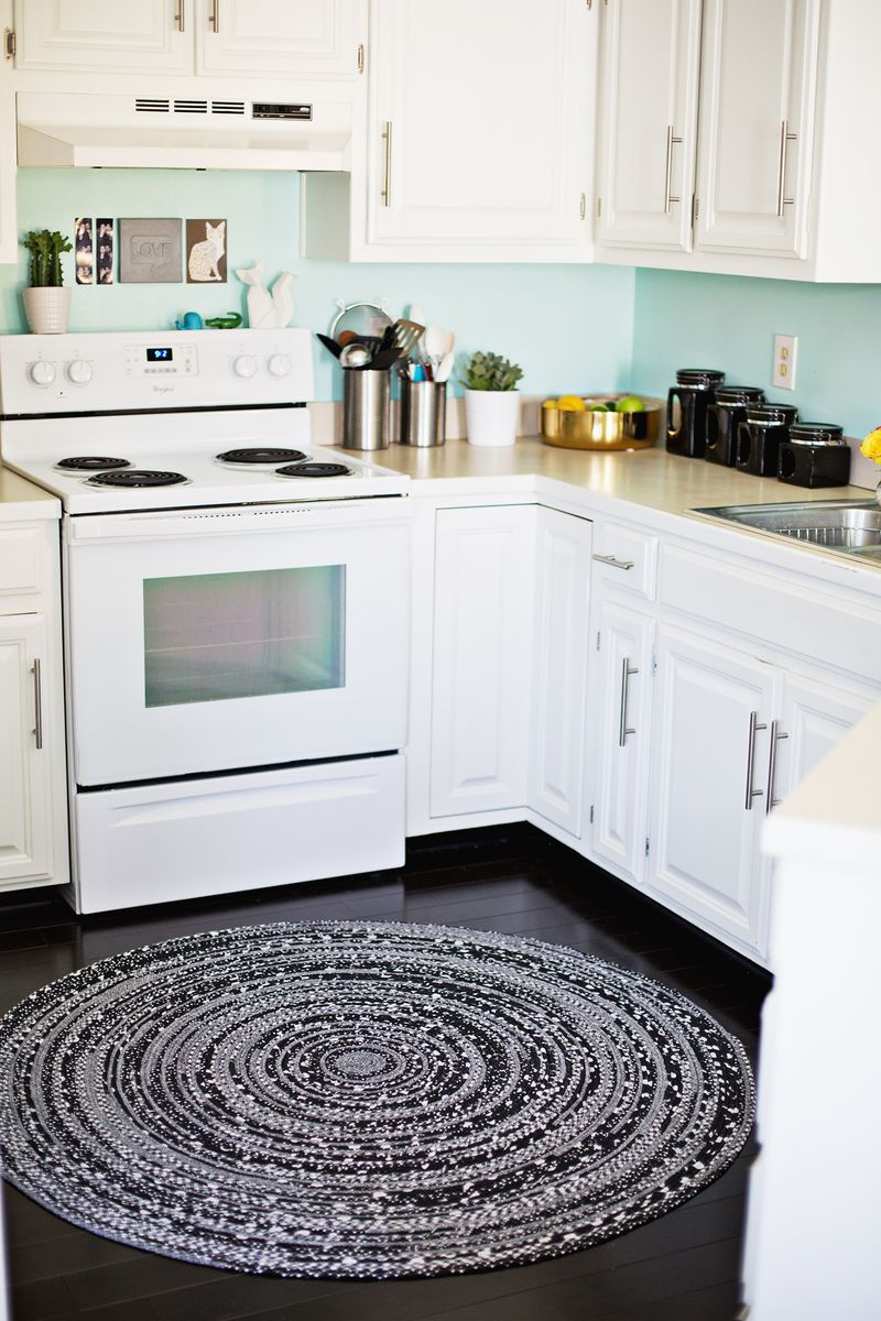 Make your own rope rug!