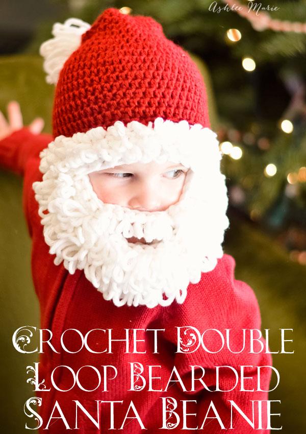 Santa hat pattern