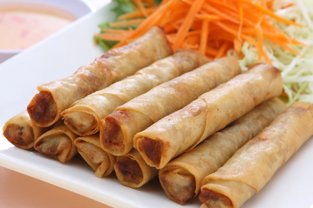 Filipino Lumpia recipe