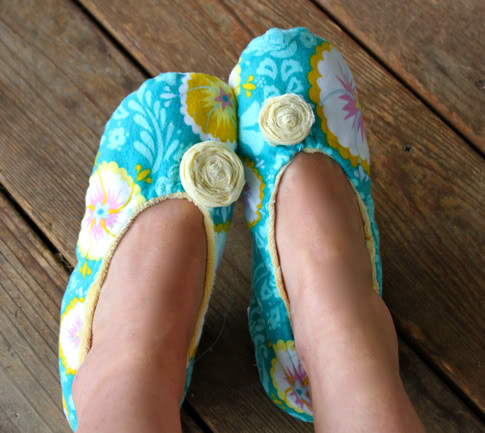 free slipper pattern!