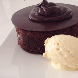 Magic Chocolate Lava Cake Recipe