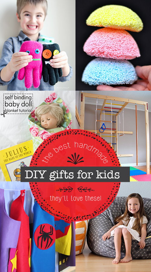 Simple diy gifts for kids