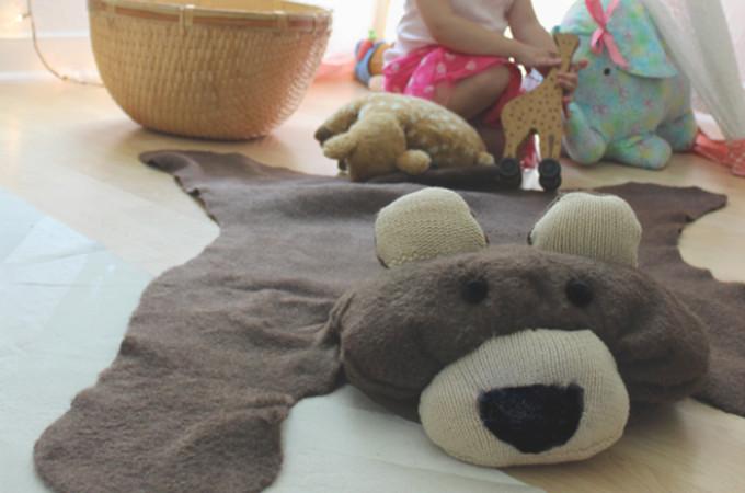 DIY rug ideas!