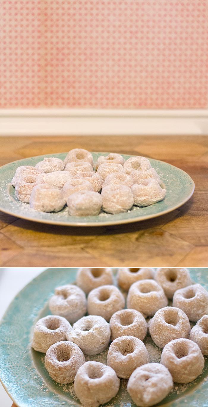 Delicious gluten free doughnut recipe!