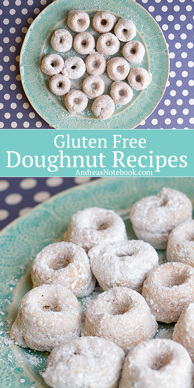 Gluten Free doughnut recipe! Must Try!