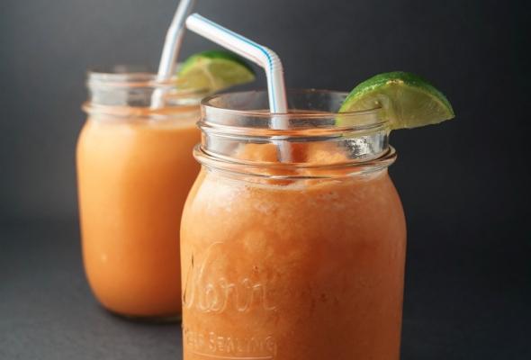 Orange Carrot Mango Smoothie . Stick with the oranges. This has ...