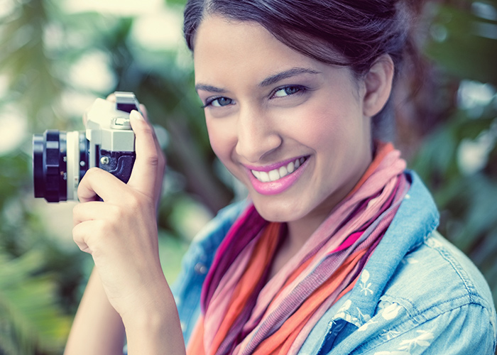 Learn how to finally use your camera!