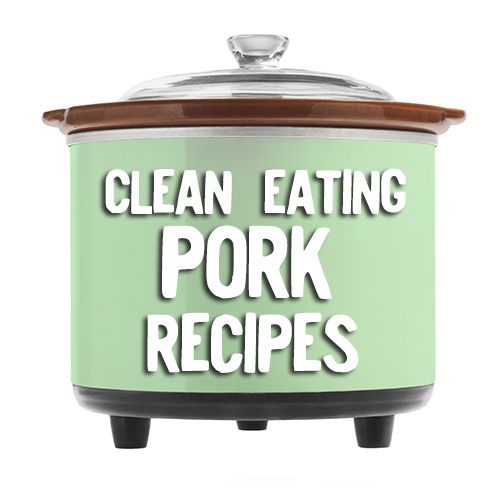 Pork Clean Eating Crock Pot Recipes - Andrea's Notebook