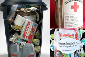 13 fantastic survival kits!