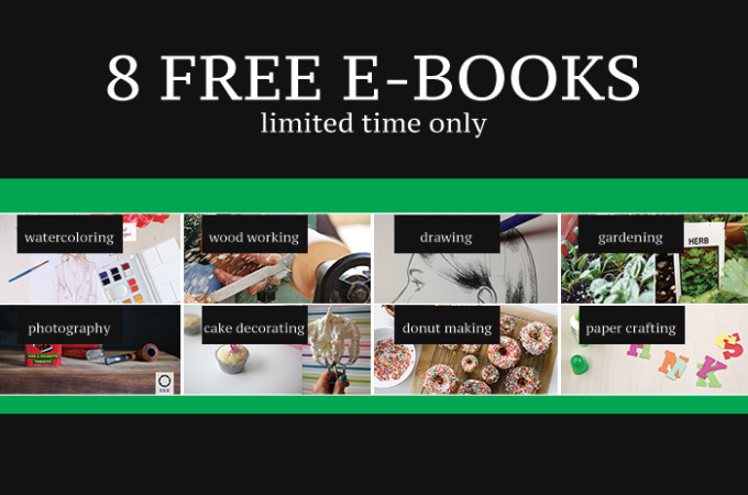 8 FREE ebooks to download