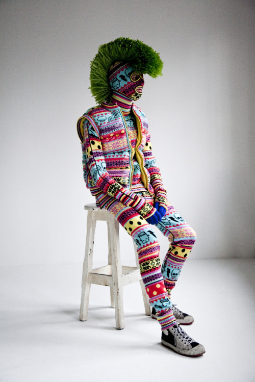 The most amazing knit project ever!