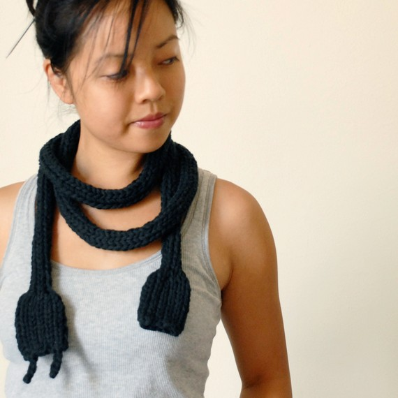 Power Cord scarf