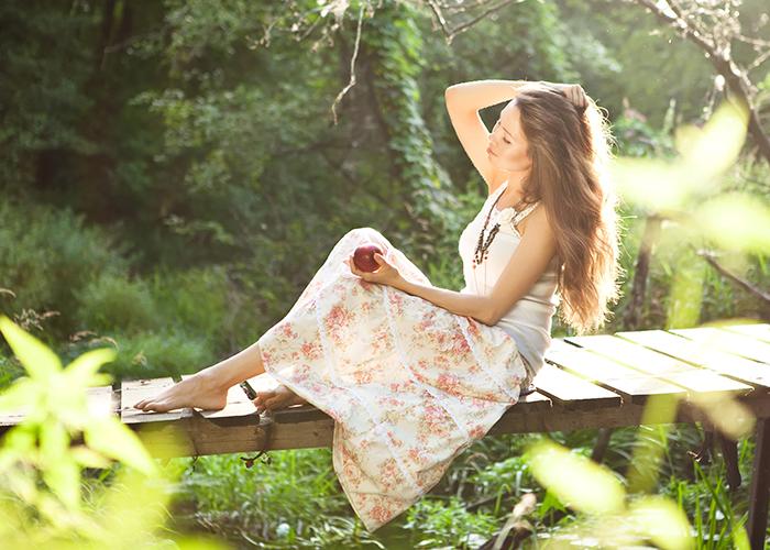DIY maxi skirt tutorials for beginners!