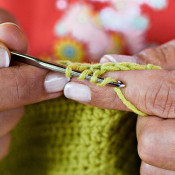 The motherload of quick crochet tutorials