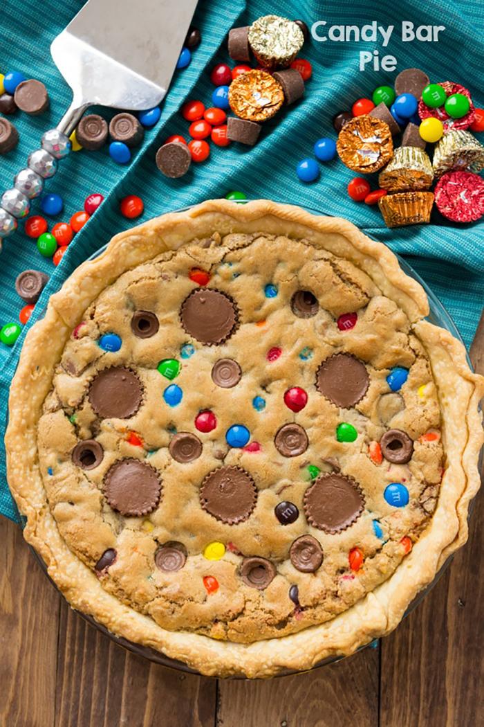Cookie pie recipe!