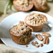 Pecan Pie Muffin recipe