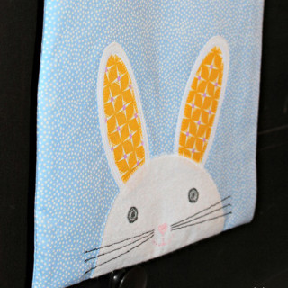 Bunny Face Bag Tutorial