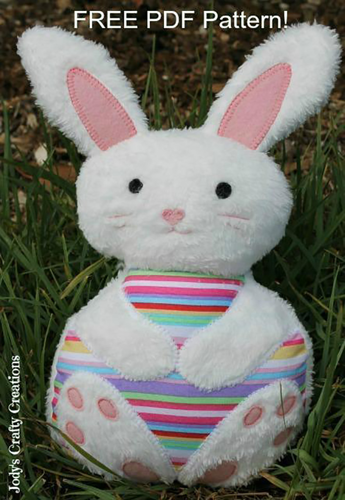 11 Bunny Sewing Patterns You\'ll Love