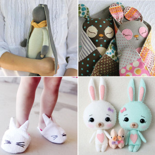 Bunny Sewing Patterns