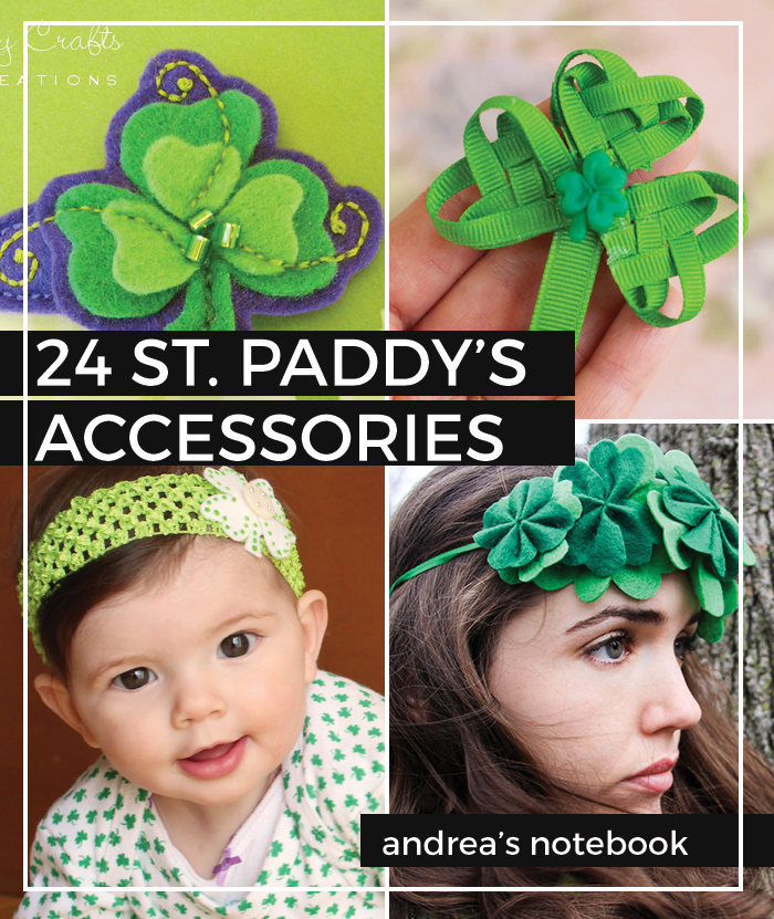 24 St. Patrick's Day accessories