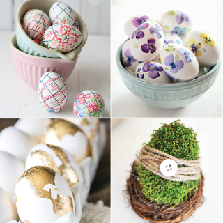 25 Creative Ways to Decorate Eggs