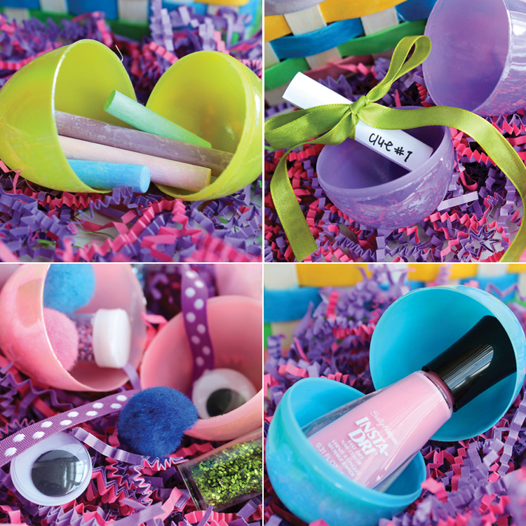 26 Non Candy Easter Egg Fillers