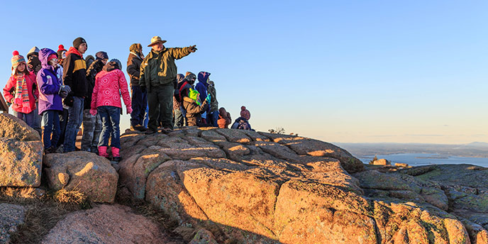 25 Family Vacations for Active Kids (Acadia)