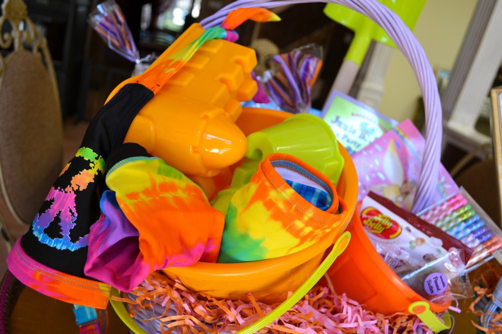 Beach Themed Easter Basket