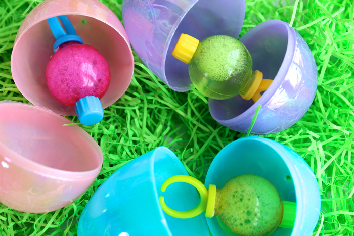 Bubbles for Easter Egg Fillers
